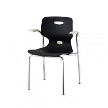 멀티하이팩 암체어의자